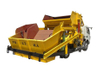 Truck-mounted Dry Shotcrete Machine with Automatic Feeding System ZLPⅤ