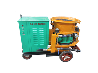 Refactory Dry Shotcrete Machine