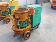 Shotcrete Machine Models And Parameter